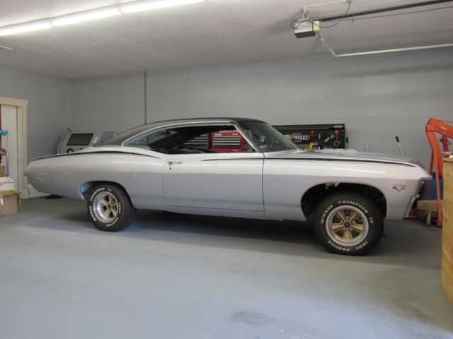 1967 67 chevrolet impala ss 396 2 door hardtop 4 speed 427 88842