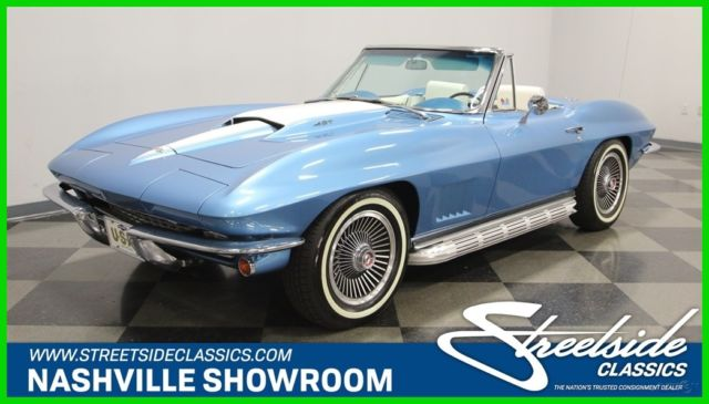 1967 Chevrolet Corvette Convertible 1967 Used Manual Classic 1967