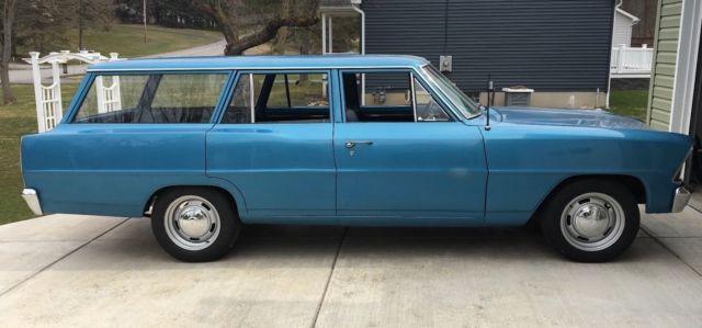 1967 Chevrolet Nova Wagon PrevNext