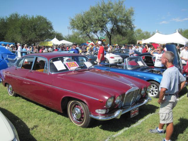 1967 Jaguar 420G Classic Sedan - Classic 1967 Jaguar 420G