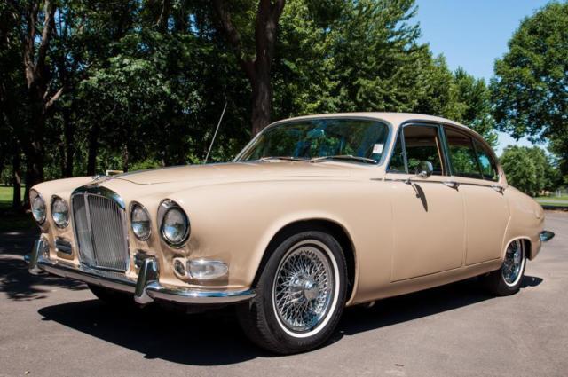 1967 Jaguar 420G Sedan - Classic 1967 Jaguar 420G 420G Sedan