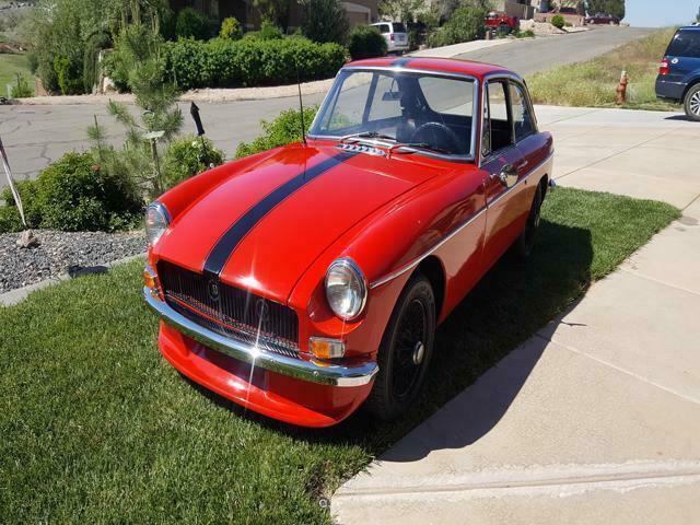 1967 MGB GT Restored, Beautiful Driver - Classic 1967 MG MGB