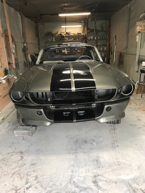 "1967 Mustang Eleanor GT500 E ""Gone in 60 Seconds"" Rolling ..."