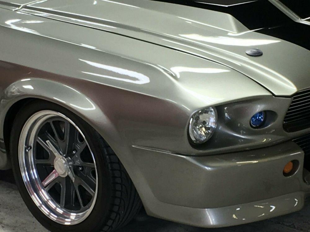1967 Eleanor Mustang Hp