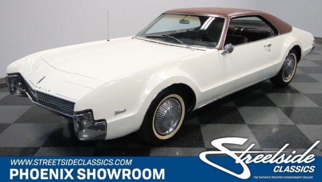 1967 Oldsmobile Toronado Deluxe Hardtop 425 V8 3 Speed