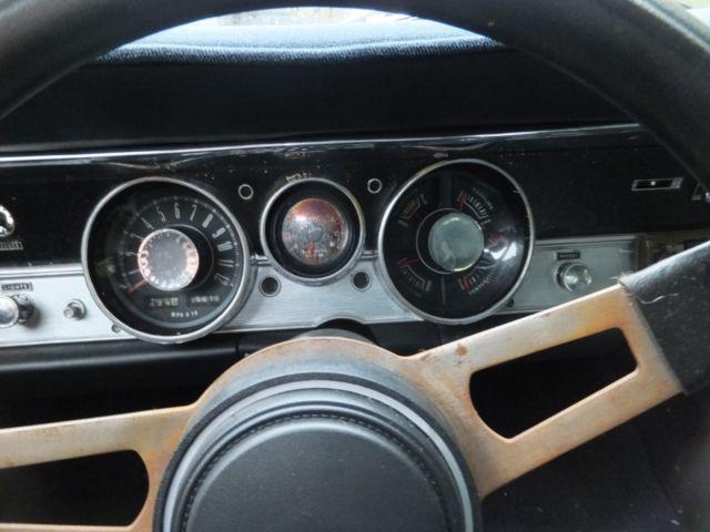 1967 Plymouth Barracuda - Cuda - dodge - mopar 1968 1969