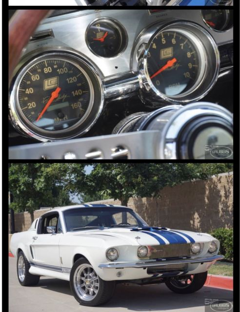 1967 Shelby GT500 C S S 594HP - Classic 1967 Ford Mustang