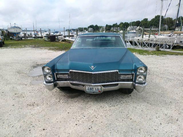 1968 Cadillac Calais Hardtop 4 Door Drive It Home Classic 1968