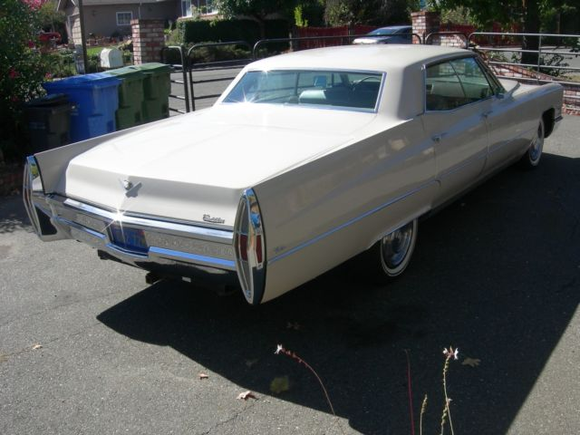 1968 Cadillac Calais Classic 1968 Cadillac Deville For Sale