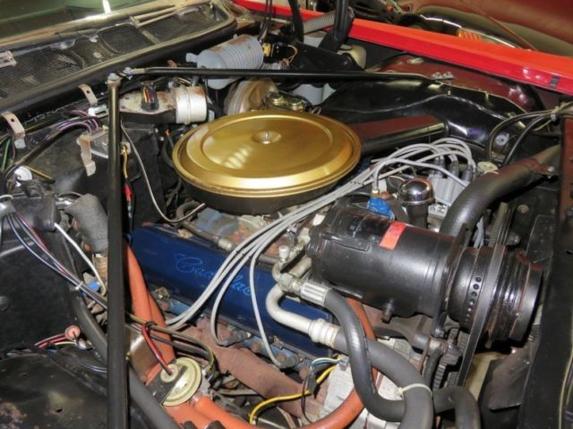 1968 Cadillac DeVille Convertible,V8, A/C, AM/FM, Power Windows and