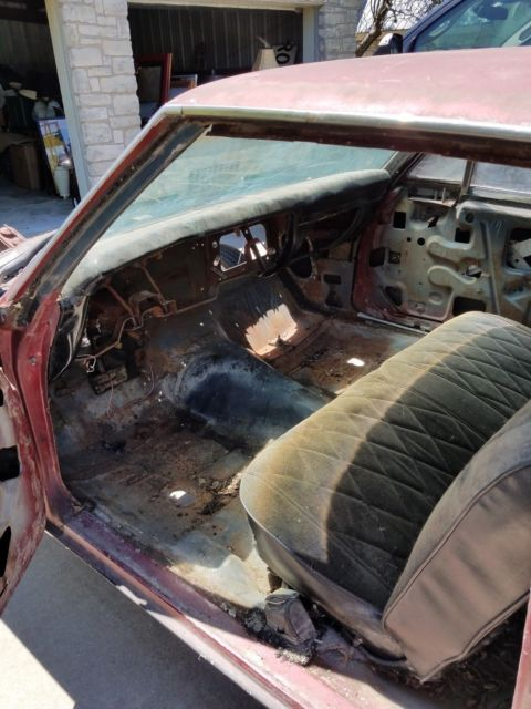 1968 Chevelle SS 396 Project Car - Classic 1968 Chevrolet Chevelle