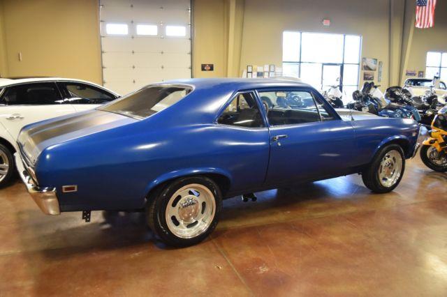 1968 Chevrolet Chevy II Nova Classic Muscle Car Old School