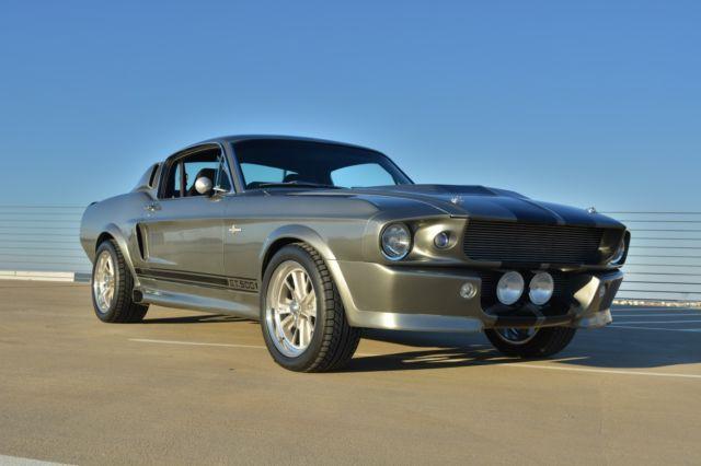 Eleanor 1968 Mustang Shelby Gt500