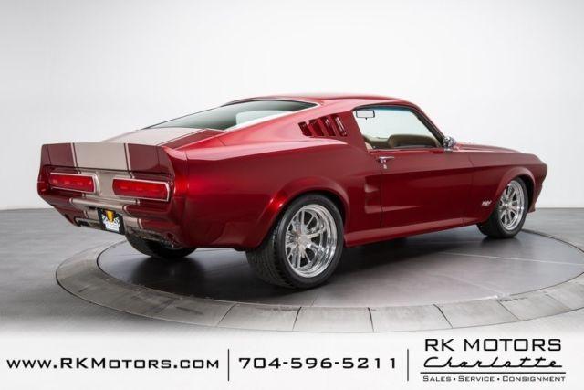 1968 Mustang 5.0 Swap