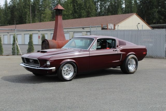 1968 Mustang Fastback 427 Stroker, High End Build - Classic