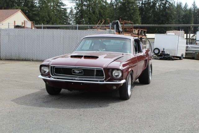 1968 Mustang Fastback 427 Stroker, High End Build - Classic 1968