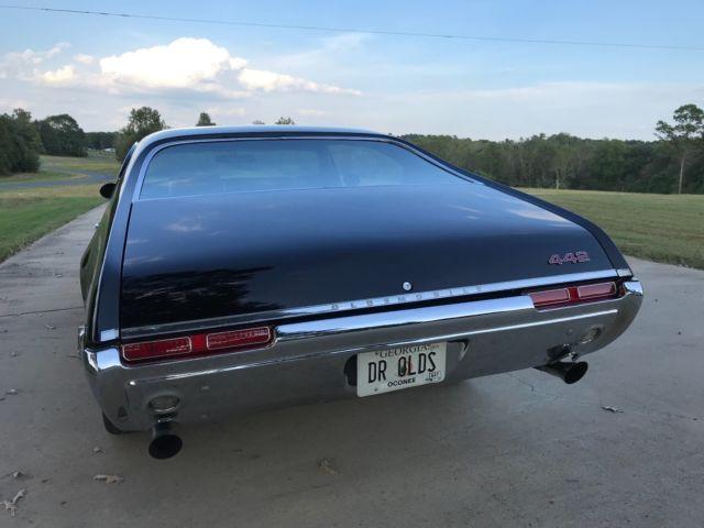 1968 Oldsmobile 442 455HO W-30 Clone - Classic 1968