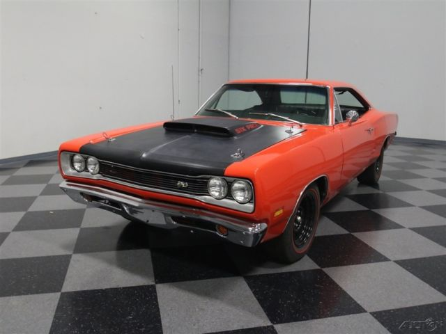 1969 A12 Super Bee Automatic - Classic 1969 Dodge Coronet