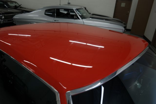 1969 Chevrolet Camaro 400 SBC Auto Willwood's A/C Posi March