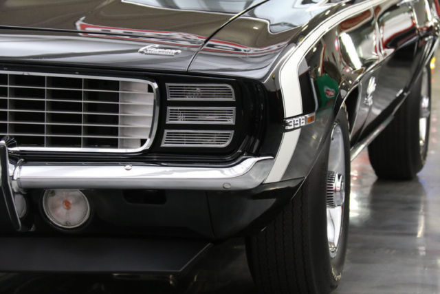 1969 Chevrolet Camaro Rs Ss L 78 396 4 Spd Ps Pb Deluxe