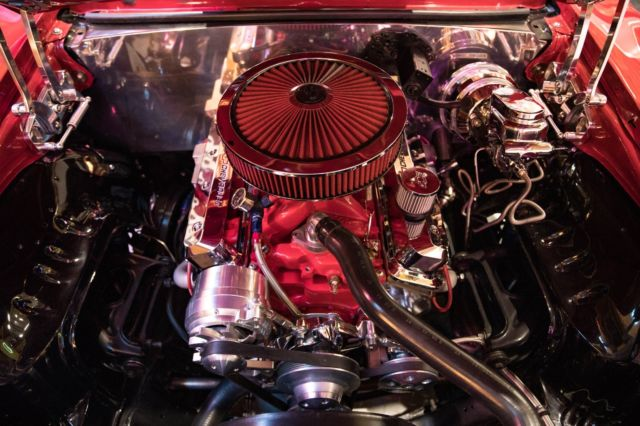 1969 Chevy Camaro SS 350 700R4 Air Ride FOR SALE NO RESERVE