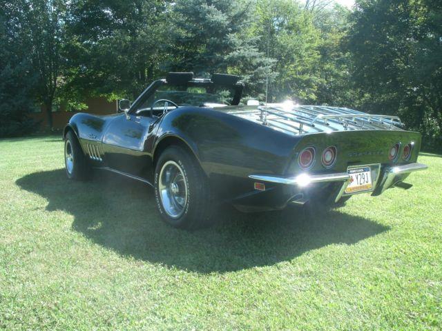 "1969 CRAIGSLIST ""PITTSBURGH"" - Classic 1969 Chevrolet Corvette"
