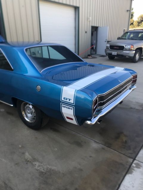 1969 Dodge Dart GTS - FACTORY DRAG PACKAGE - Drives Like New