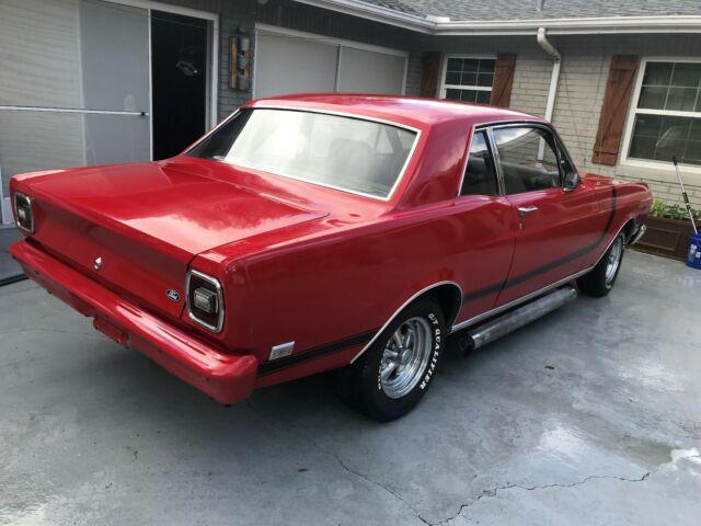1969 Ford Falcon Futura Sport Coupe - Classic 1969 Ford