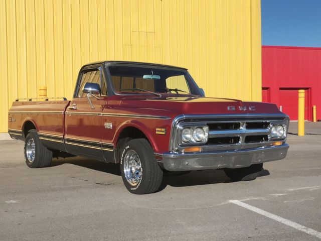 1969 gmc sierra custom 1500 pick up 350 small block c10 chevrolet gm chevy classic 1969 gmc. Black Bedroom Furniture Sets. Home Design Ideas