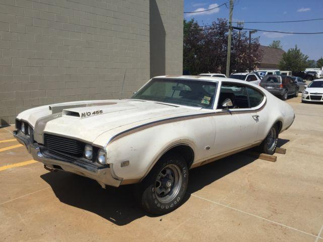 1969 HURST OLDS car #403 Texas car verfied from demmer list