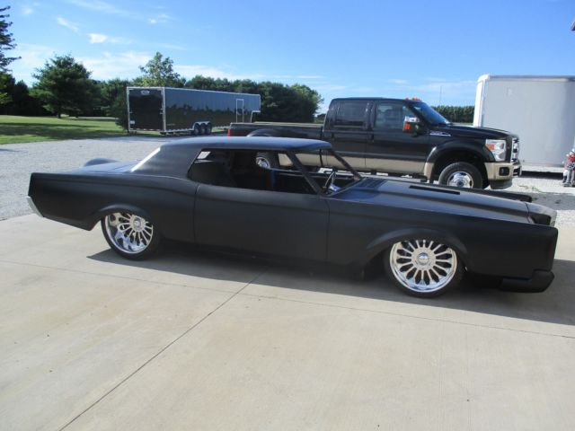 1969 Lincoln Mark Iii Custom Project Car Classic 1969 Lincoln Mark