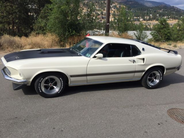 1969 mach 1  s code 390  classic 1969 ford mustang for sale