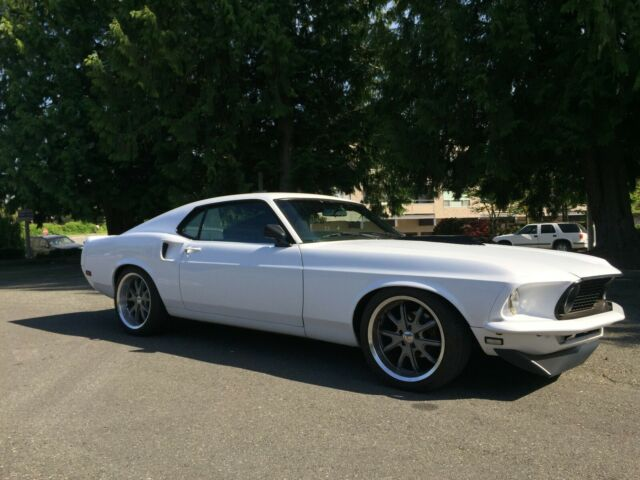 1969 Mustang Fastback 351W EFI RestoMod NO RESERVE - Classic 1969