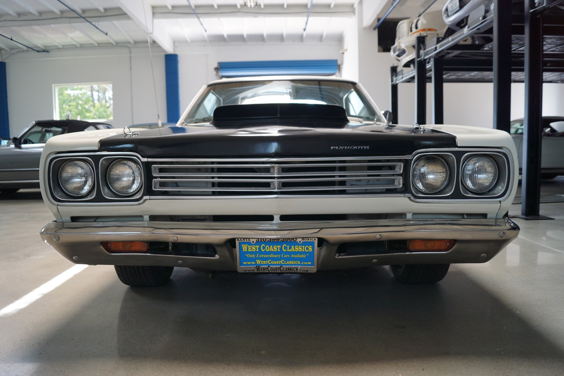1969 Plymouth Roadrunner for sale! - Classic 1969 Plymouth Road ...