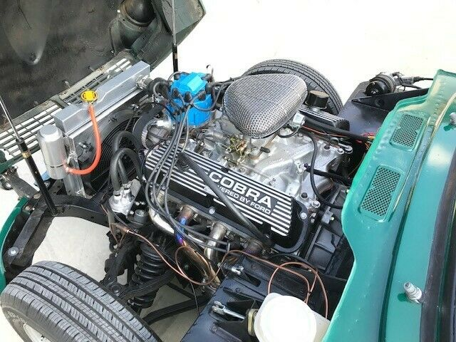 1969 Triumph GT6 (1969 351 Windsor V8 ~ Shelby A/C Cobra