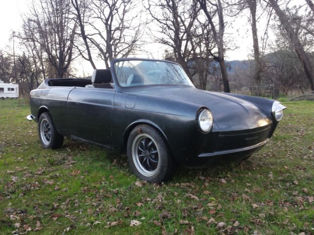 1969 Volkswagen Type 3 convertible roadster formerly a