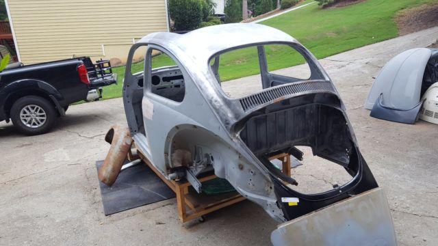 1969 VW Beetle Parts - Classic 1969 Volkswagen Beetle