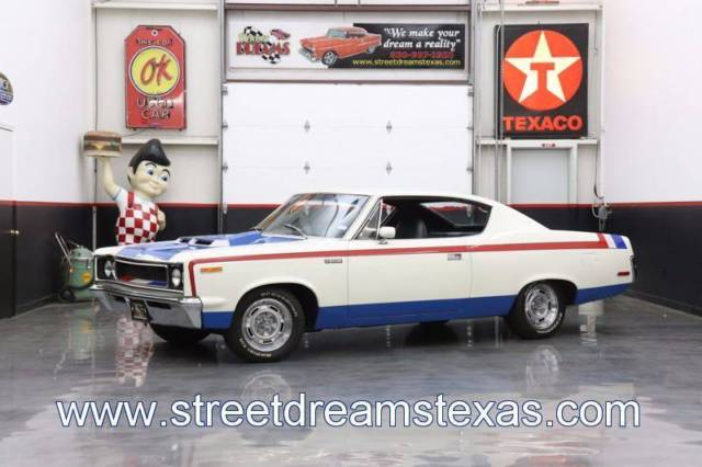 1970 AMC Rebel The Machine Red, White, and Blue Coupe 390 V8