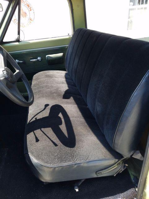 1970 c10 Bagged Custom truck Chevrolet rat rod hot patina
