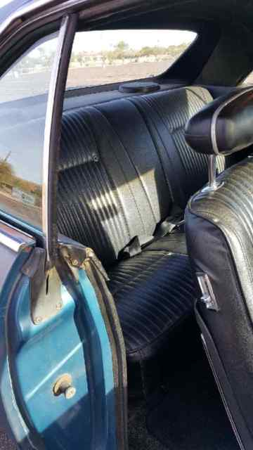 1970 Chrysler 300 2 Door 440 4 Barrel 727 Auto Very ...