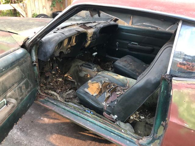 1970 Mustang Fastback For Sale Craigslist