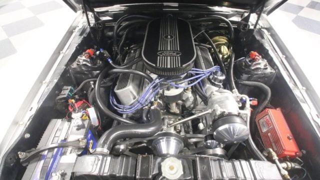 1970 Ford Mustang Fastback Restomod Hardtop 408 Stroker 5 Speed