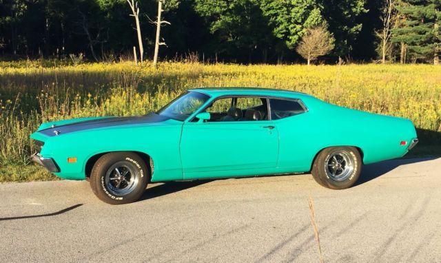 1970 ford torino cobra 429 big block 4 speed manual grabber green rh mfpclassiccars com 1970 ford torino manual ford torino manual transmission