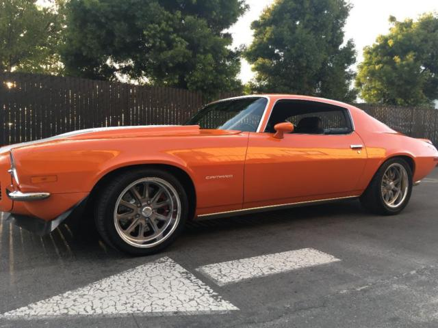 1970 RS CAMARO - 4 SPEED, PRO-TOURING - Classic 1970 Chevrolet