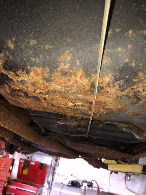 1971 Buick Riviera Boat Tail Project Original 455 Engine