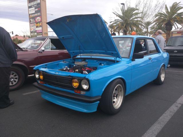 1971 DATSUN 510 2DR SEDAN / VG30 V6 3 0 - Classic 1971 Datsun 510