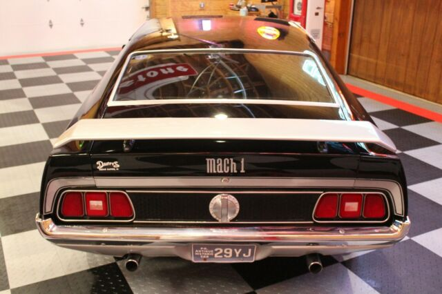 1971 Ford Mustang Mach 1 Fastback SportsRoof 429 Ram Air