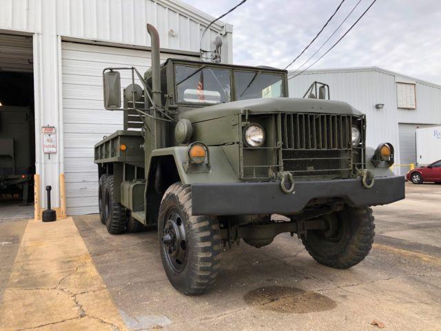 1971 Jeep Kaiser M35A2 Deuce and half 6x6 w/M1061A2 trailer
