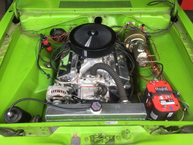 1971 Plymouth Duster Built 360 4 Speed Mopar Small Block