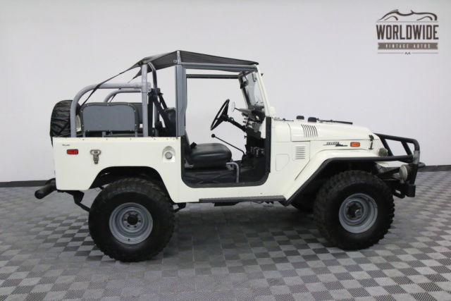 1971 White LIFT SNORKEL CANVAS PS PB 2F AWESOME! - Classic